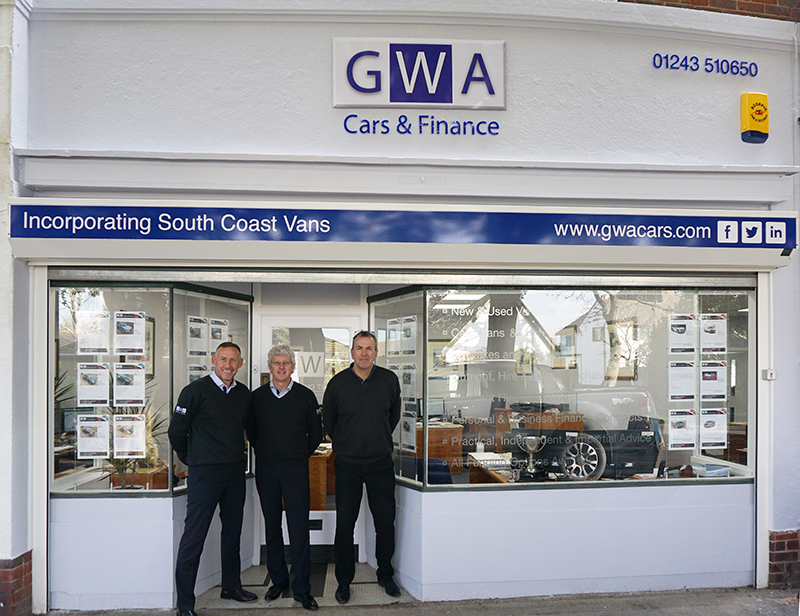 GWA has a new home!
