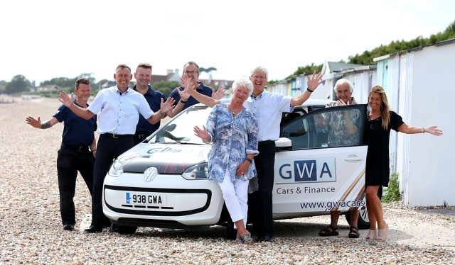 GWA Cars & Finance celebrate 25 years of being in fast lane of business
