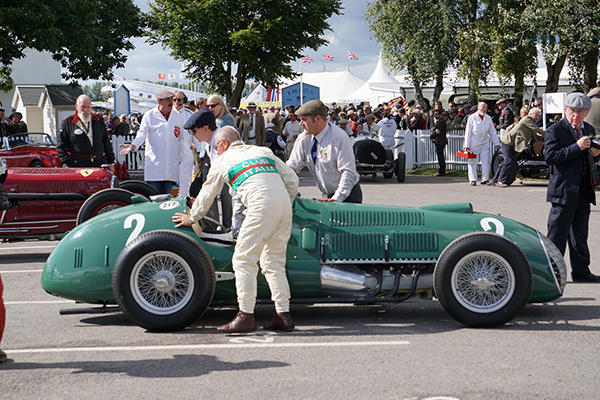 Get revved up for Goodwood!