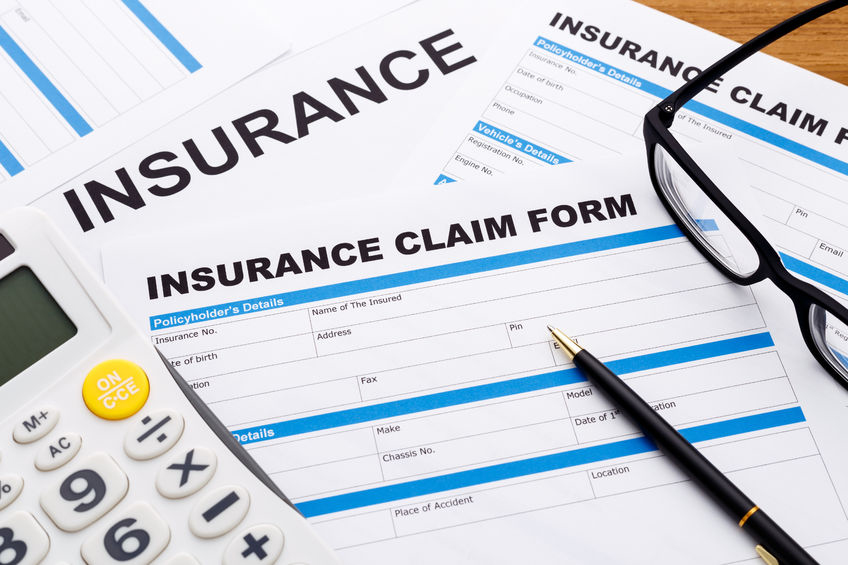 Insurance claims – you've got to laugh!