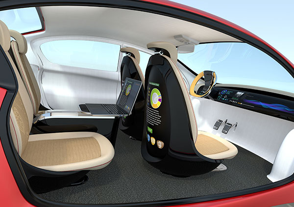 Gear up for revolutionary driverless cars